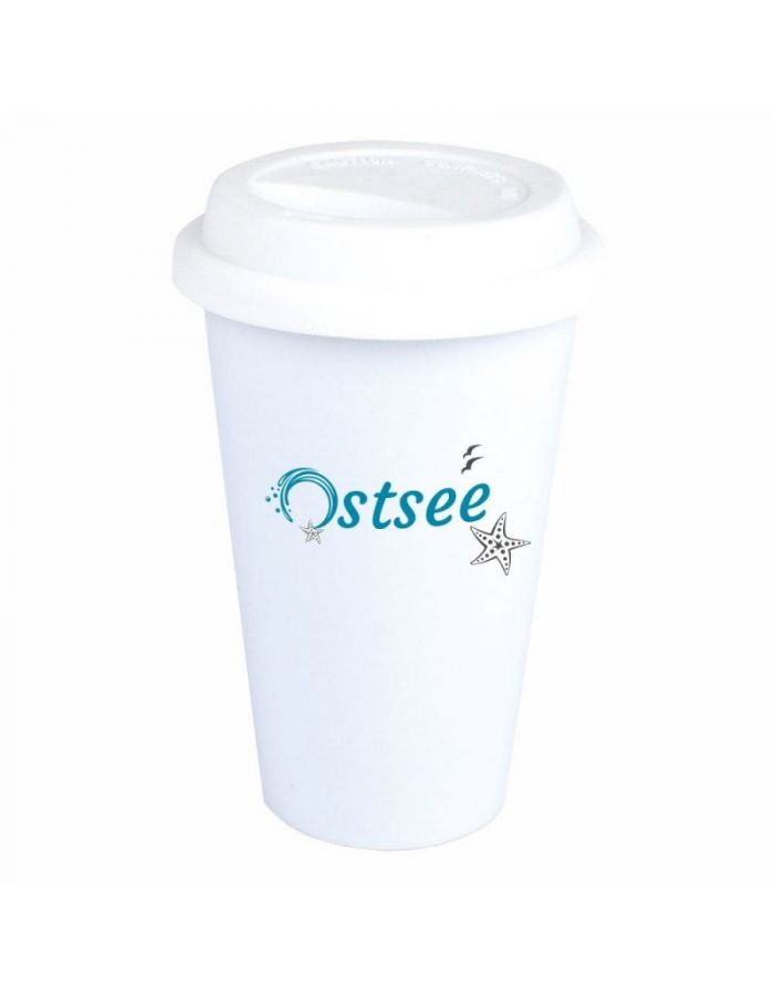 """Coffee-to-go Becher """"Ostsee"""""""