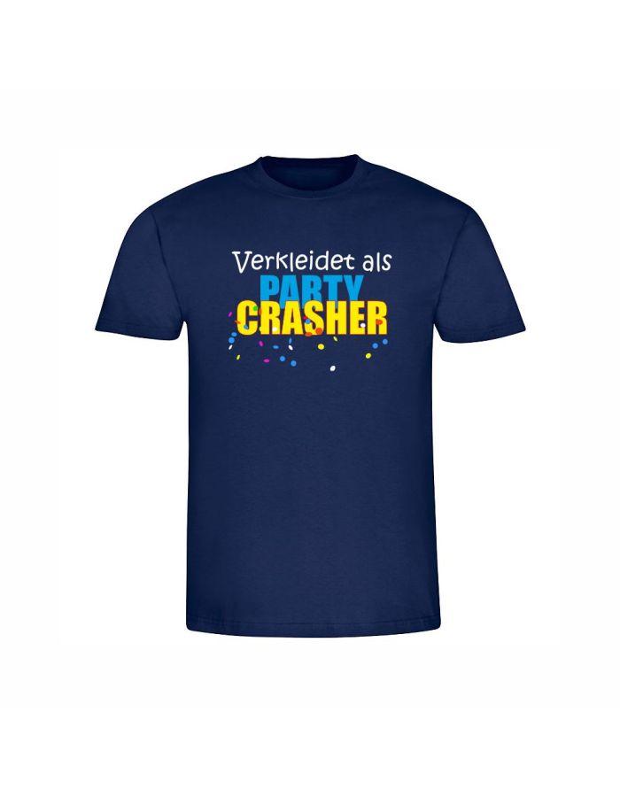 "T-Shirt ""Verkleidet als Party-Crasher"" - Herren"