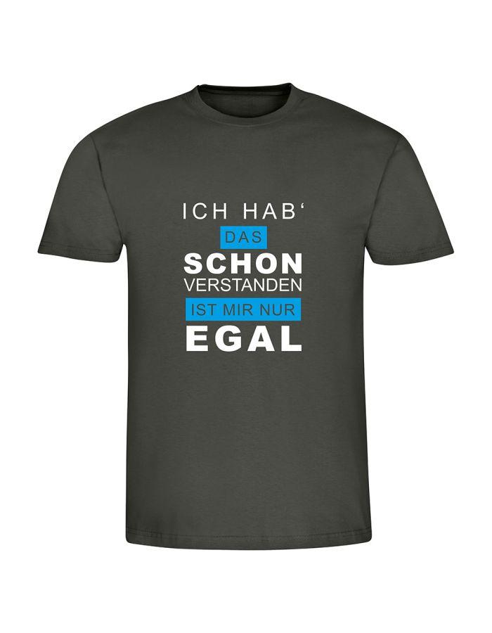 """T-Shirt """"Ich hab schon verstanden"""" - Herren"""