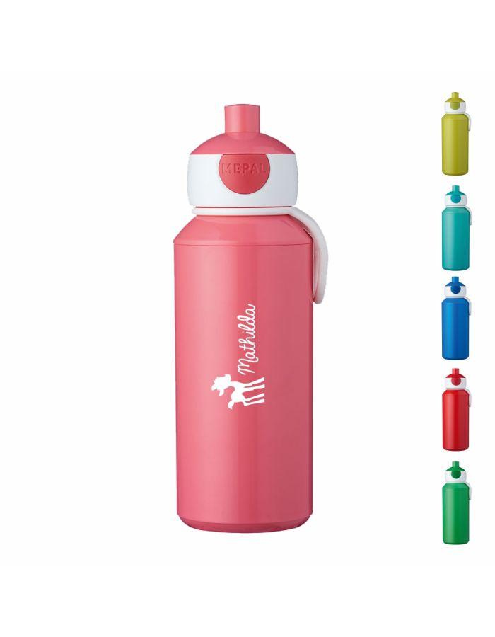 "Trinkflasche ""Bambi"" - personalisiert"