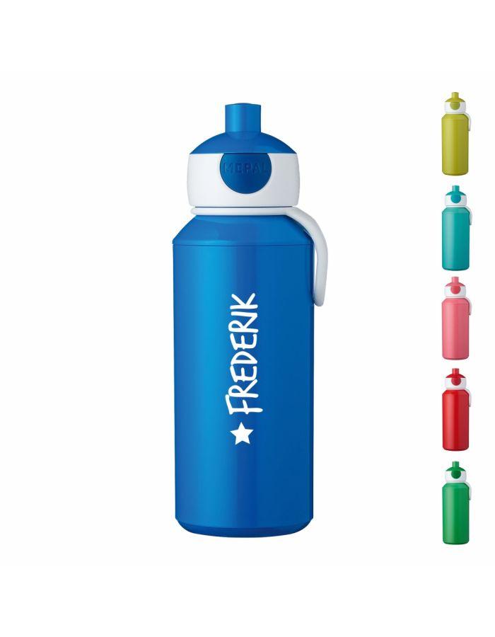 """Trinkflasche """"Sterne"""" - personalisiert"""