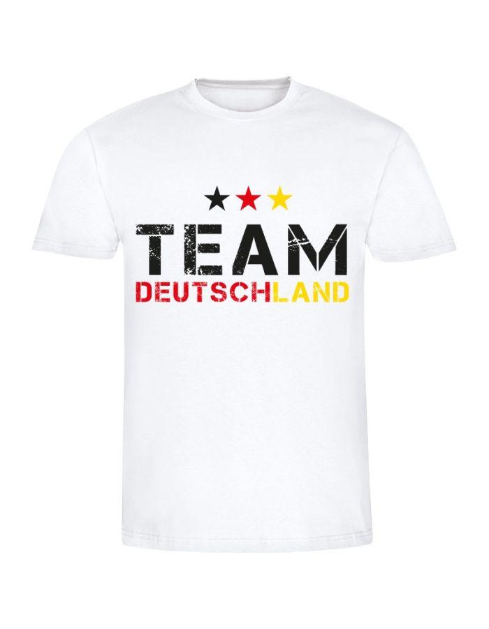 """T-Shirt """"Team Deutschland"""" - Herren"""