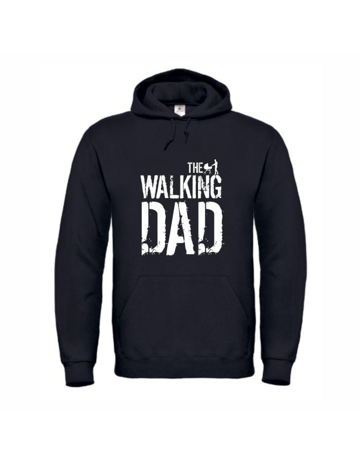 """Hoodie """"The walking Dad"""""""